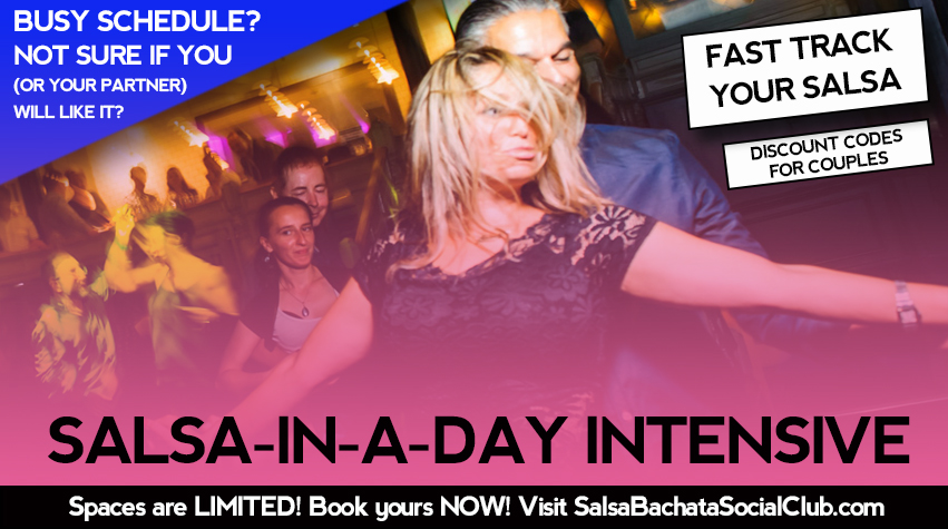 Salsa in a Day Intensive